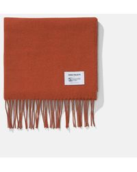 Norse Projects | X Johnstons Lambswool Scarf | Lyst