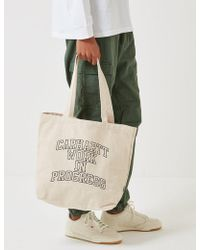 27c40cc10bb Carhartt - Division Tote Bag (small) - Lyst