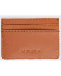Sandqvist - Buck Card Holder - Lyst