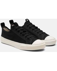 Grenson - Low Top Sneakers (canvas) - Lyst