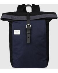 Sandqvist - Silas Backpack (canvas) - Lyst