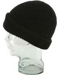0c5db1c65 Ignite Beanies - Apb Dock Worker Roll Cuffed Beanie Hat - Lyst