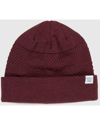 Norse Projects - Bubble Beanie Hat - Lyst