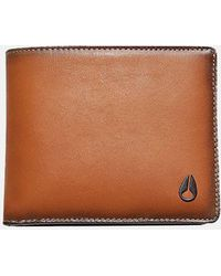Nixon - Satellite Big Bill Wallet - Lyst