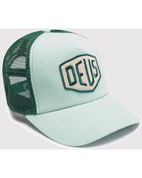 Deus Ex Machina - Foxtrot Shield Trucker Cap - Lyst