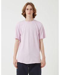 Edwin - Terry T-shirt - Lyst