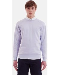 Norse Projects - Vorm Interlock Sweatshirt - Lyst