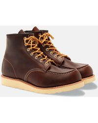 """Red Wing - Heritage Work 6"""" Moc Toe Boot - Lyst"""