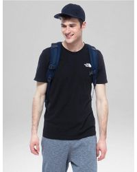 The North Face - Simple Dome T-shirt - Lyst