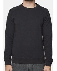 SUIT - Suit Denmark Helmut Ribbed Sweatshirt - Lyst
