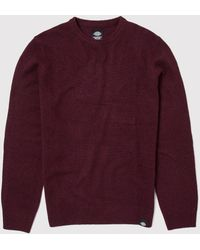 Dickies - Shaftsburg Knitted Jumper - Lyst