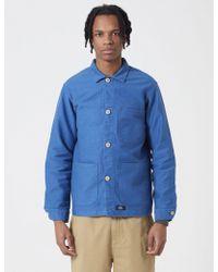 Bleu De Paname - Veste De Comptoir Jacket - Lyst