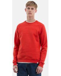 Norse Projects - Ketel Summer Classic Sweatshirt - Lyst