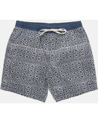 Deus Ex Machina - Sandbar Eastern Maze Shorts - Lyst