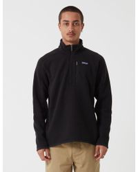 Patagonia - M's Better Zip Sweatshirt - Lyst