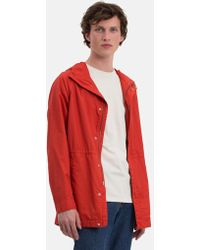 Norse Projects - Lindisfarne Gmd Jacket - Lyst