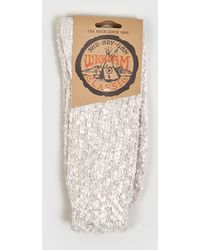 Wigwam - Cypress Rib Socks - Lyst
