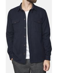 SUIT - Suit Denmark Joe Overshirt - Lyst