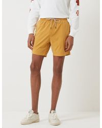 Deus Ex Machina - Sandbar Solid Garment Dye Shorts - Lyst