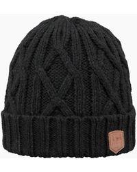 Barts - Robian Beanie Hat - Lyst