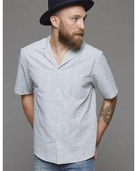SUIT - Suit Don Short Sleeve Shirt - Lyst