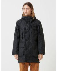 Barbour - X Engineered Garments Parka (wax) - Lyst