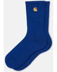 Carhartt -wip Chase Socks - Blue