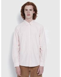 Soulland - Goldsmith Shirt - Lyst