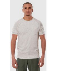 La Paz - Ferrao Raglan Sleeve Toweling T-shirt - Lyst