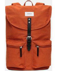 Sandqvist - Roald Ground Backpack - Lyst