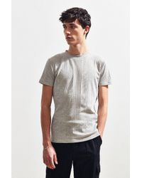 Urban Outfitters - Uo Variegated Rib Tee - Lyst