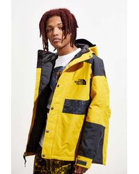 The North Face The North Face '94 Rage Waterproof Jacket - Yellow
