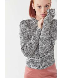 e8ebc064f Urban Outfitters - Uo Ivy Peppered Knit Pullover Sweater - Lyst