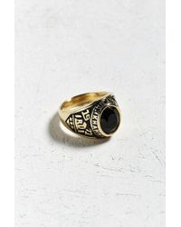 Urban Outfitters - Class Ring - Lyst