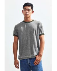 ec8d5582 Urban Outfitters Uo Sweater Polo Shirt in Black for Men - Lyst
