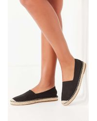 Urban Outfitters - Uo Classic Espadrille Flat - Lyst