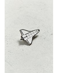Urban Outfitters - Space Shuttle Pin - Lyst