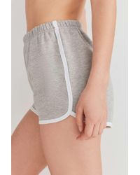 Out From Under - Sammy Dolphin Hem Shorts - Lyst
