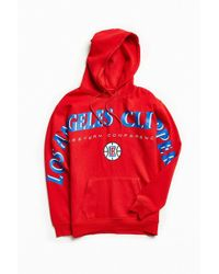 Urban Outfitters - Nba Los Angeles Clippers Wingspan Hoodie Sweatshirt -  Lyst 06cc5d1e5