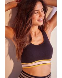 Out From Under - Carli Seamless Scoop-back Sports Bra - Womens S - Lyst