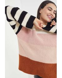 Truly Madly Deeply - Caroline Stripe Sweater - Lyst