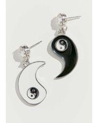 Vanessa Mooney - Venessa Arizaga You're The Yin To My Yang Charm Earring - Lyst