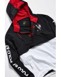 Polo Ralph Lauren - P-wing Pullover Jacket - Lyst