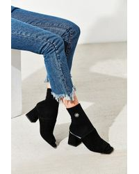 Out From Under - Placed Icon Crew Sock - Lyst