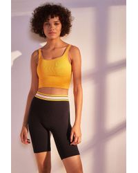 Out From Under - Carli Seamless High-rise Cycling Short - Lyst