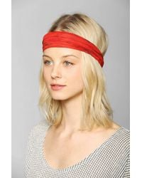 Urban Outfitters - Bella Super-wide Headwrap - Lyst