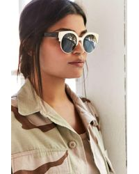 Urban Outfitters - Festival Round Sunglasses - Lyst