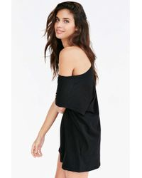 Truly Madly Deeply - Off-the-shoulder Tee - Lyst
