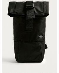 Dickies - Woodlake Rolltop Black Chest Pack - Lyst