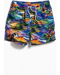 f4bf095f39 Urban Outfitters Uo X Katin Polka Dot Dolphin Swim Short in Black for Men -  Lyst